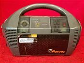 Xantrex X-Power Powerpack 400 Portable Power Source/12Volt 12Amp/110V Inverter